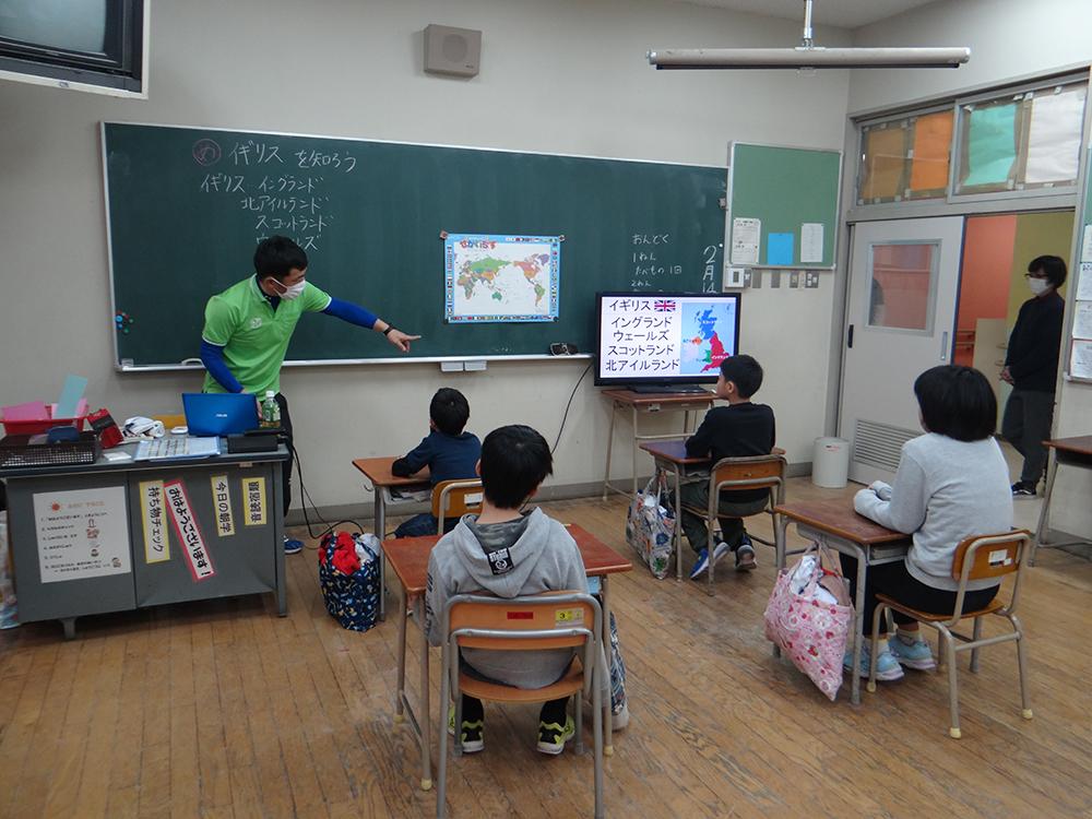 学校授業風景-2